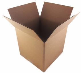 Caixa Papelão Tipo Maleta Tam. 36x24x22 - Pacote Com 25 Unid