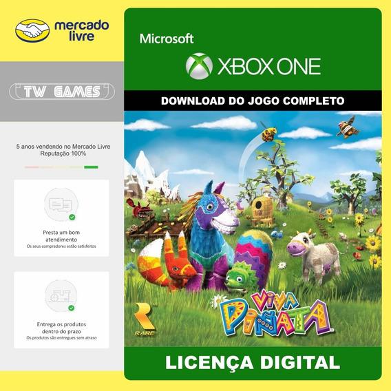 Viva Pinata Digital Retrocompativel Xbox One