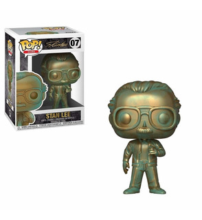Funko - Pop: Stan Lee (patina)