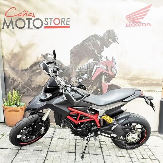 Ducati Hypermotard 821 Negra 2013