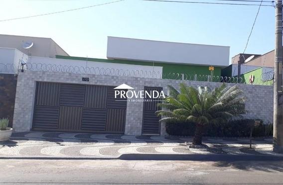 Casa À Venda 3 Suítes No Jardim Presidente - Goiânia/go - Vendaca0336