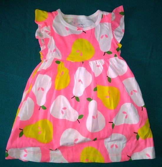 Ropa De Bebe Carters 9 Meses Vestido