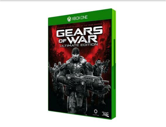 Gears Of War Ultimate Edition P/ Xbox One Código 25 Dígitos