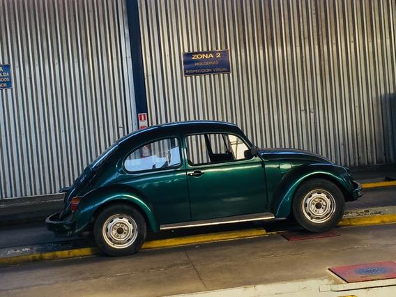 Volkswagen Escarabajo 1996, Catalitico, Recien Pintado