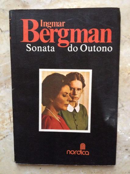 Livro: Sonata De Outono - Ingmar Bergman
