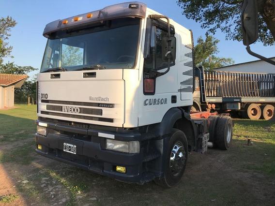 Iveco Eurotech Cursor 310 Tractor 2004
