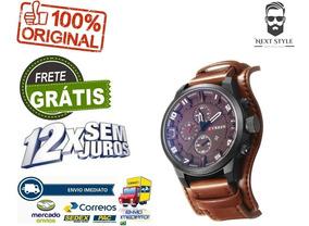 Relógio Original Curren 8225 A Prova D´água Pronta Entrega