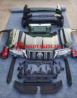 Actualizacion De Toyota Prado 2010 A 2018 En 2020