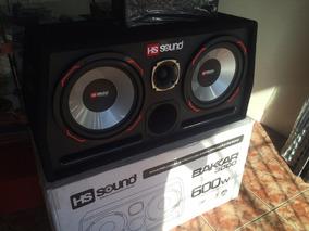 Caixa Amplificada Hot Sound
