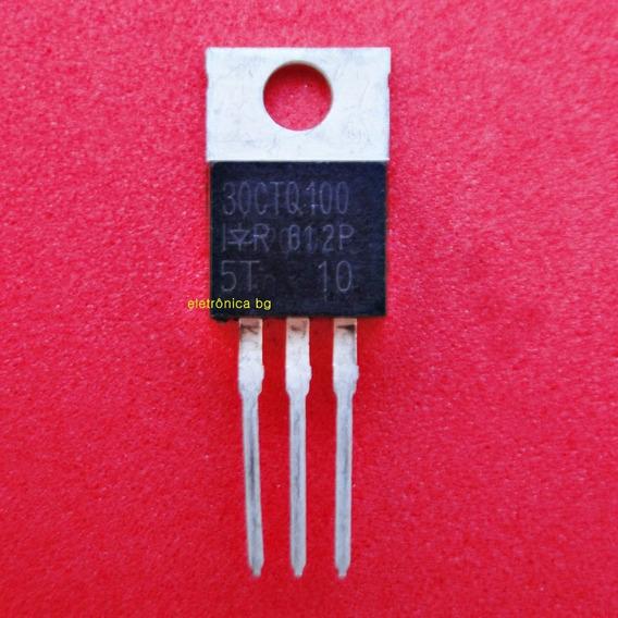 Diodo 30ctq100 Original | Kit Com 2