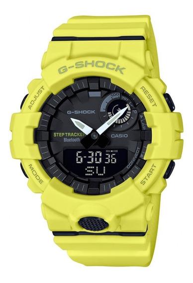 Reloj G-shock Unisex Amarillo Gba-800-9adr