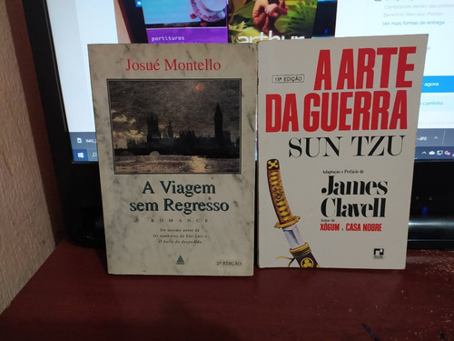 Livro A Viagem Sem Regresso + Brinde / Josué Montello