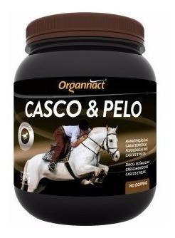 Casco & Pelo Organact 500g