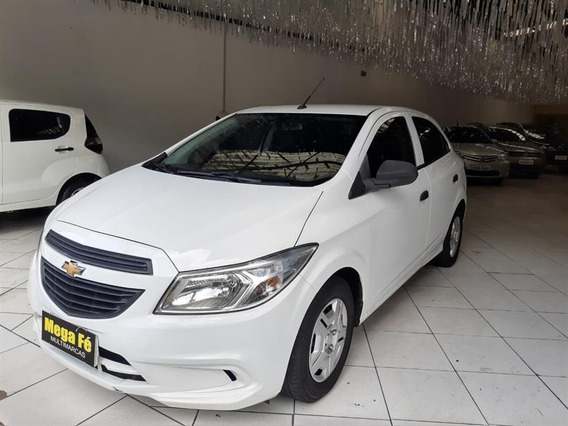 Chevrolet Onix 1.0 Joy Spe/4 Flex Branco Completo 2018
