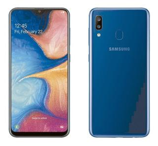 Samsung A20 32gb 3gb Ram Original Libre Promo Envios