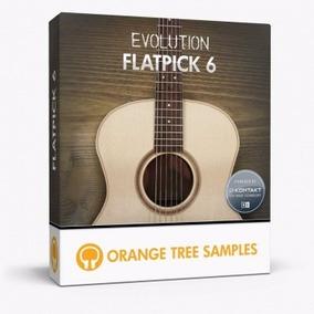 Evolution Flatpick 6 - Envio Imédiato