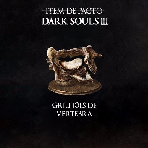 Dark Souls 3 Xbox One - Itens De Pacto - Leia A Descrição