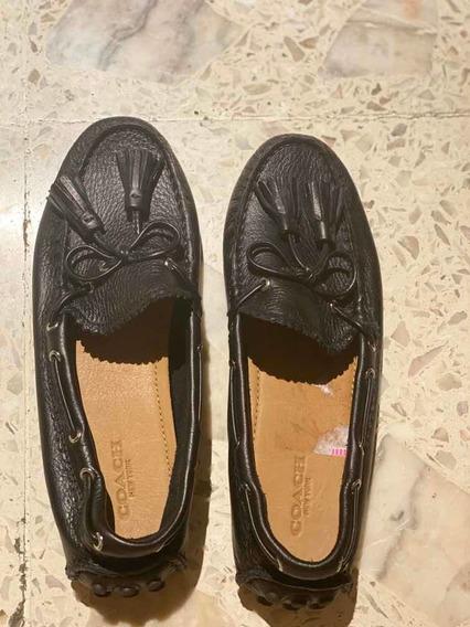 Zapatos Coach Negros