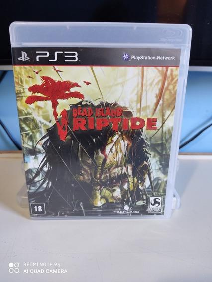 Jogo Dead Island Riptide Para Ps3