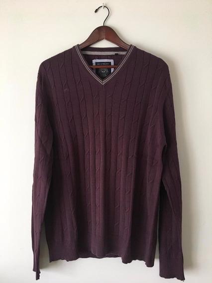 Sweater Pullover De Hombre Algodón Westbury By C&a Talle L