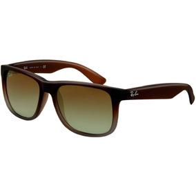 7470dd51c Ray Ban Wayfarer Marrom Polarizado - Óculos De Sol no Mercado Livre ...