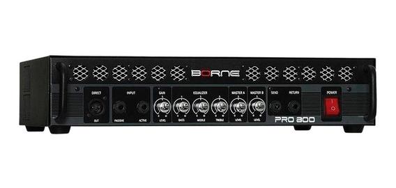 Cabeçote P/ Contrabaixo 500w - Pro 800 Borne