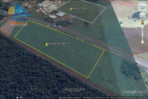 Imagem 1 de 2 de Área À Venda, 298000 M² Por R$ 89.100.000 - Jardim Santa Genebra Ii (barão Geraldo) - Campinas/sp - Ar0018