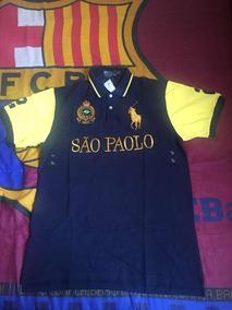 Playera Polo Ralph Lauren São Paolo
