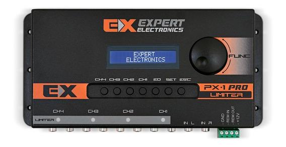 Crossover Processador De Audio Expert Px1 Pro Frete Grátis