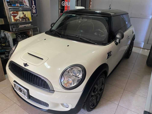 Mini Cooper S 2011 1.6 Pepper