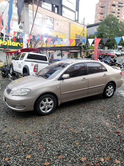 Toyota Corolla 2006, 1.8cc, 143.000kms, Automatico,beige