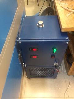 Chiller Enfriador Agua Para Máquinas De Corte Tubo Láser