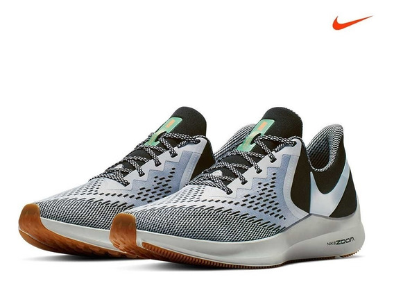 Zapatillas Nike Air Zoom Winflo6 Se Running Profesional