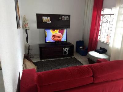Casa Em Parque São Vicente, São Vicente/sp De 69m² 3 Quartos À Venda Por R$ 160.000,00 - Ca221213