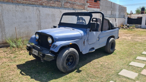 Imagen 1 de 9 de Jeep Ika Largo, Motor Toyota 2.2l Diesel