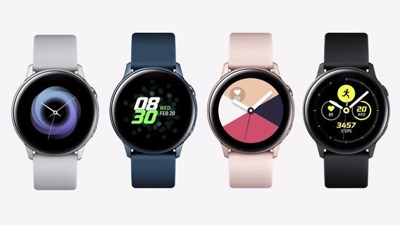 Galaxy Watch Nova, Sem Usar, Ainda Na Sua Caixa Original