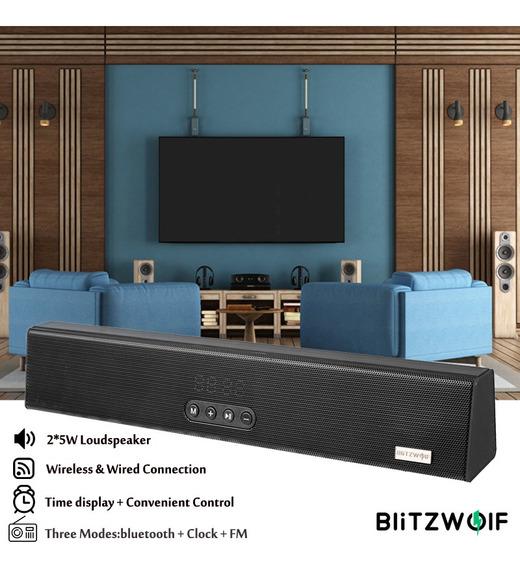 Blitzwolf Bw-sdb0 10 W 2 Loundspeaker Soundbar Portátil 1200