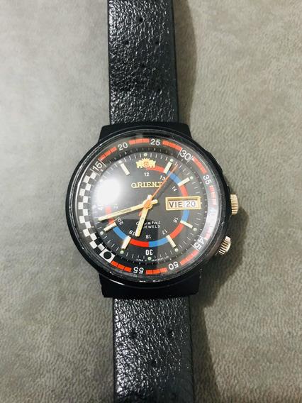 Reloj Orient Automático Crystal