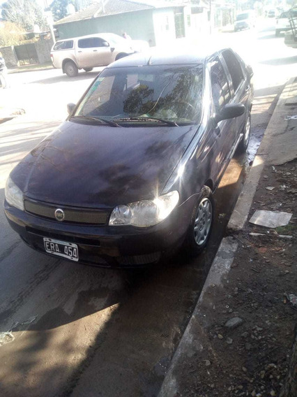 Fiat Siena 1.7 Elx Aa 2004