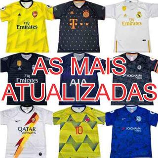 Camisa De Times Europeus Nacionais Seleçoes Camisetas Uniforme De Jogador | Atacado 19,90