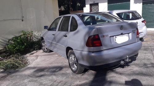 Volkswagen Polo Classic Sedã