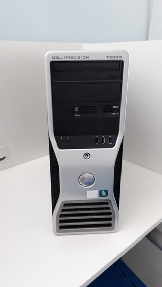 Pc Workstation Dell T3500 I7 4gb Ssd120gb