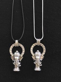 8 Peças - Lord Ganesha Lindo Cordão - Yoga, Meditação