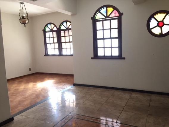 Casa Comercial Com 8 Quartos Para Alugar No Santa Tereza Em Belo Horizonte/mg - 6096