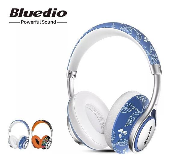 Fone De Ouvido Bluedio A2 Air Bluetooth 4.2