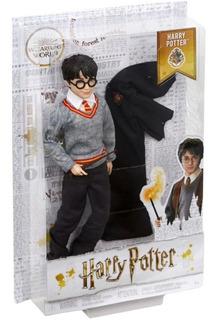 Harry Potter - Muñeco Articulado - 24cm - Mattel -original