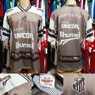 Camisa Santos - Rhumell - Treino - Gg