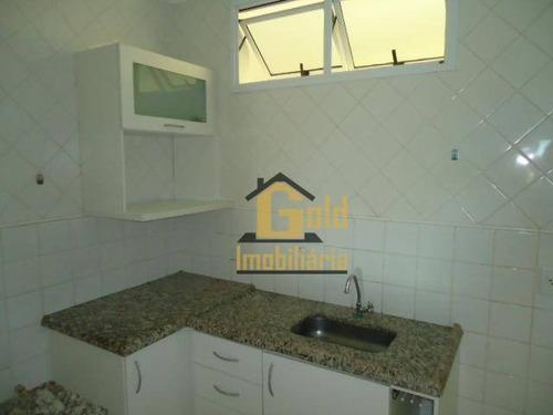 Apartamento Com 1 Dormitório Para Alugar, 42 M² Por R$ 600/mês - Nova Ribeirânia - Ribeirão Preto/sp - Ap2453