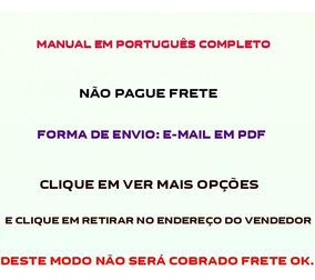 Manual Sony Hvr-a1u Em Português