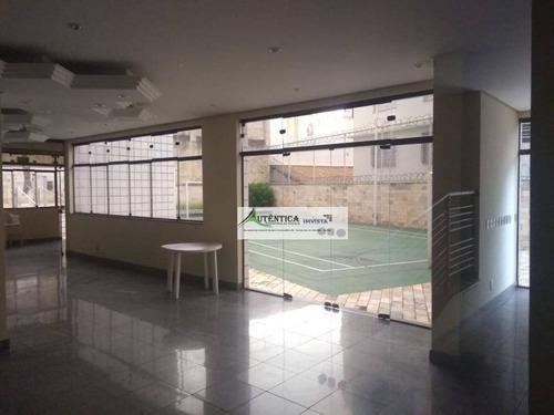 Imagem 1 de 30 de Cobertura Com 4 Dormitórios À Venda, 450 M² Por R$ 2.800.000 - Carmo - Belo Horizonte/mg - Co0255